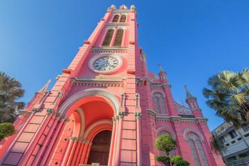 Tan Dinh Church in Ho Chi Minh, Vietnam