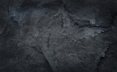 Gray or black stone texture , nature patterns for background