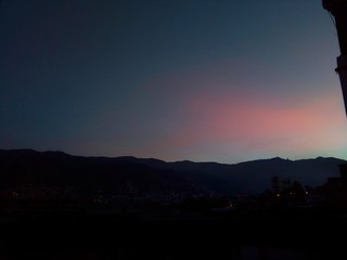 Caracas Sunrise