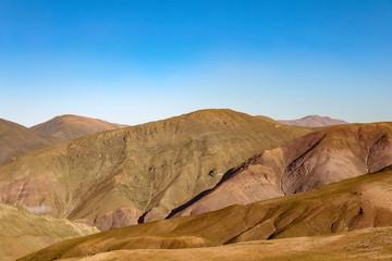 Landscape view of Salta, Argentina
