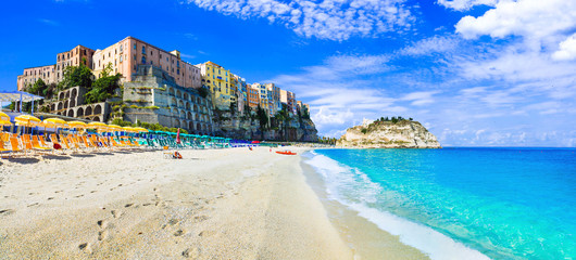 Best beaches of Italy and beautiful towns- Tropea in Calabria