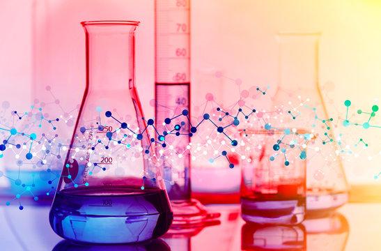 genetica, biologia, esperimento, particelle, molecole,