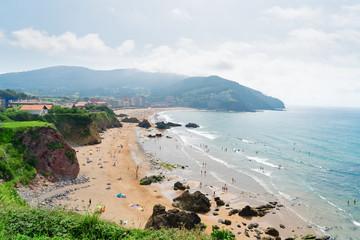 Cantabrian Sea coast