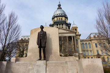 Illinois State Capitol Building Fotomurales