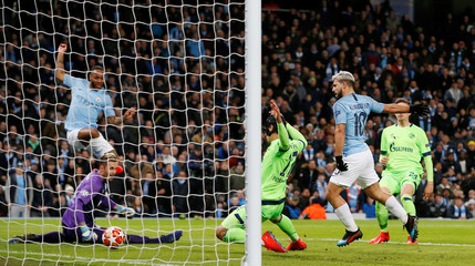 Champions League - Round of 16 Second Leg - Manchester City v Schalke 04