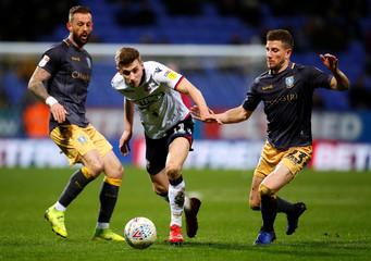 Championship - Bolton Wanderers v Sheffield Wednesday