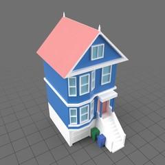 Stylized house 1
