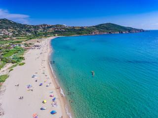 Strand von Pero Korsika