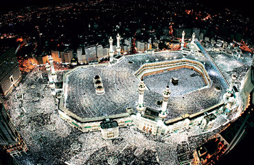 Great Mosque of Mecca at Taraweeh Pryer