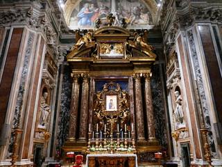 basilica di santa maria maggiore,roma,lazio,italia.