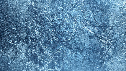 Ice texture abstract background