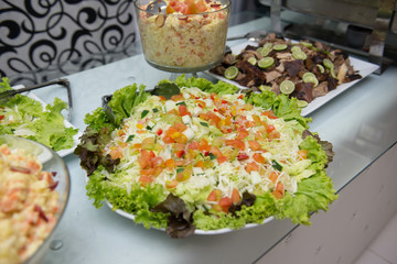 salad for weddings and events