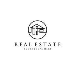 real estate company logo designs