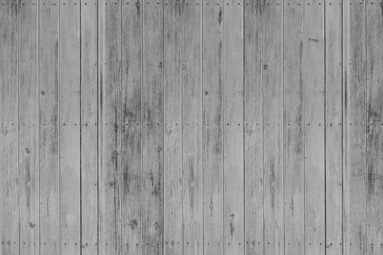 Black and white wood floor