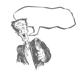 Frankenstein-Cartoon-CopyBallon
