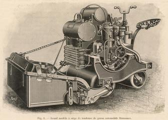 Ransomes Power Mower