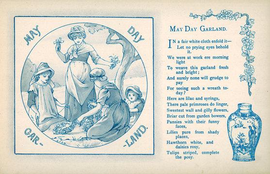 May Day Garlands