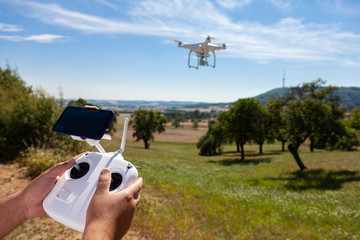 Remote Drone Agronomy