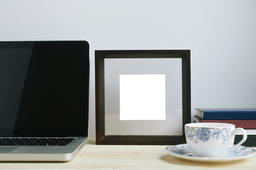 Picture frame / workspace