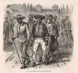 Slavery North America