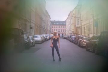 Gabi Gold calling berlin