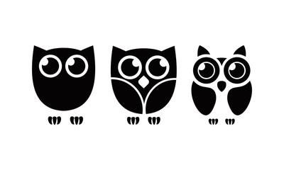 owl vector set template