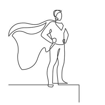 superman one line