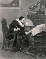 Astrologer at Work