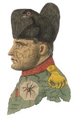 Napoleon I Fantasy Print