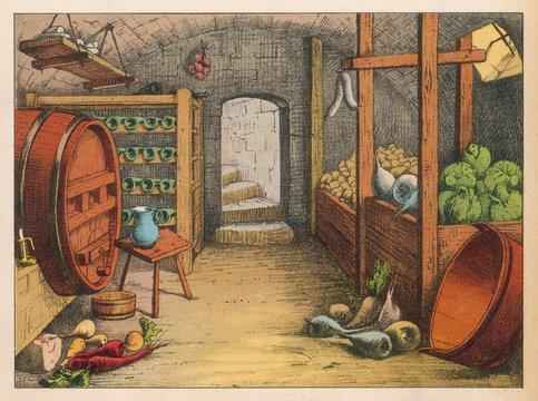 German Cellar