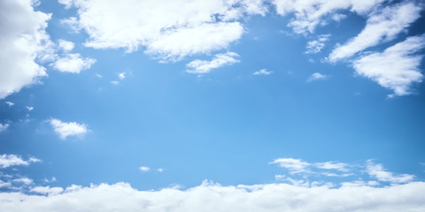 blue sky background texture