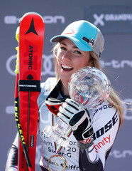 FIS Alpine Skiing World Cup Finals - Women's Super G
