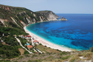 Griechenland - Kefalonia - Petani Strand