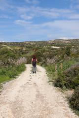 Petra-tou-Romiou nature trail - Cyprus (birthplace of Aphrodite)