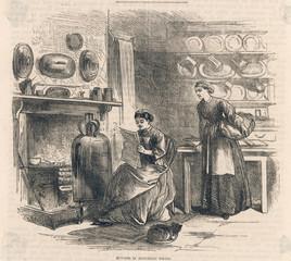 Cook Housemaid