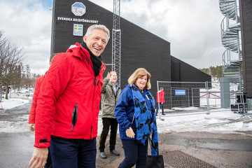 Olympic Evaluation Commission visits Sweden