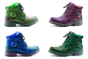 chaussures pour l' hiver