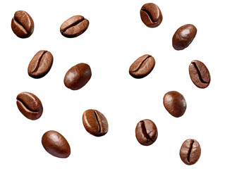 coffee bean brown roasted caffeine espresso seed