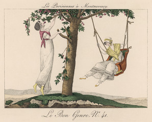 Parisienne Swings C 1810