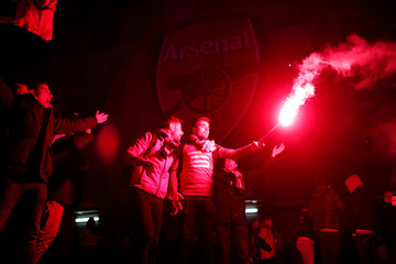Europa League - Round of 16 Second Leg - Arsenal v Stade Rennes