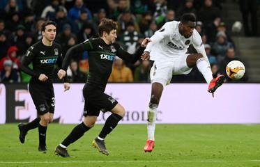 Europa League - Round of 16 Second Leg - Krasnodar v Valencia