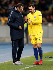 Europa League - Round of 16 Second Leg - Dynamo Kiev v Chelsea