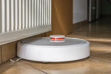 Smarter Saugroboter für eine saubere Wohnung