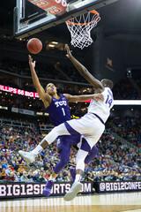 NCAA Basketball: Big 12 Conference Tournament-Kansas State vs. Texas Christian