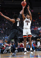 NCAA Basketball: Pac-12 Conference Tournament-Colorado vs Oregon State