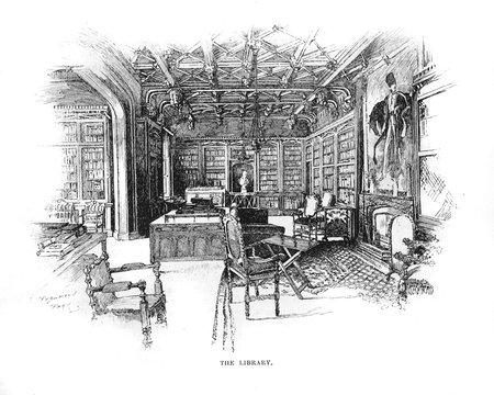 Scott Abbotsford Library