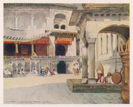 Sikh Temple, Amritsar
