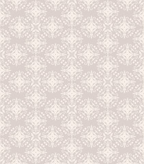 old-fashioned wallpaper seamless pattern