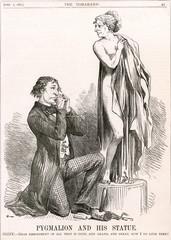 Disraeli Pygmalion Stat