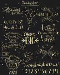 Hand Written Graduation Sentiments Vol 1